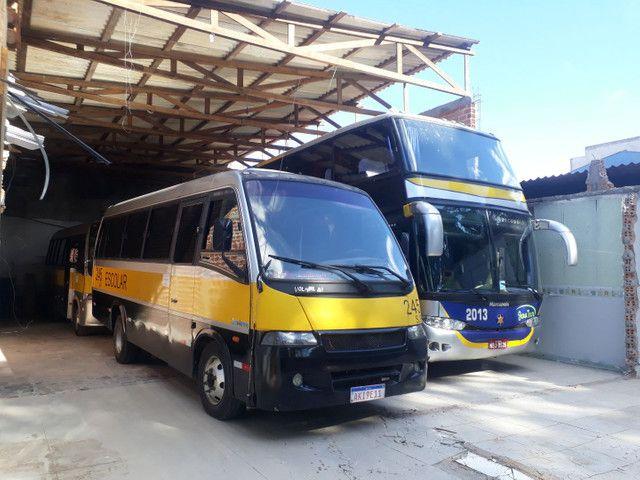 Micros e ônibus