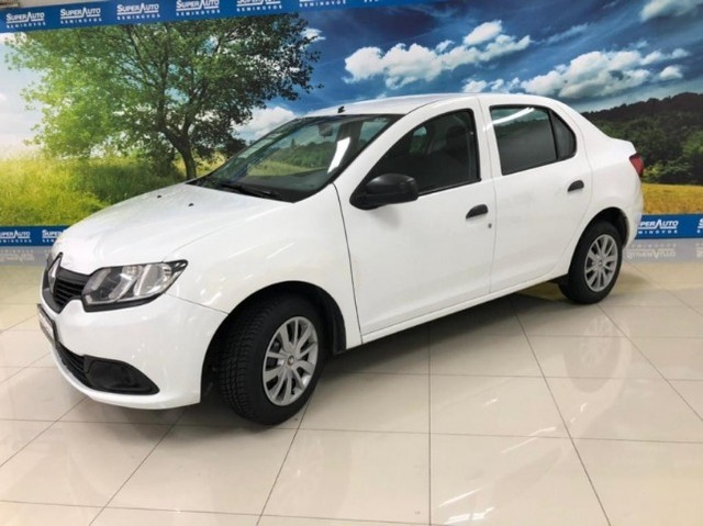 Renault Logan Authentique 1.0 - Foto 6