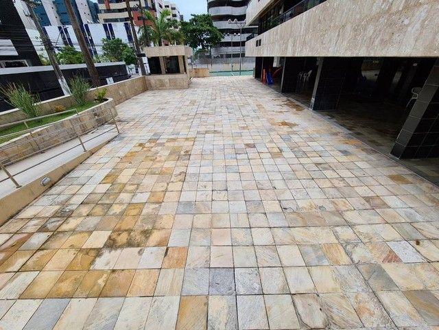 Apartamento para venda tem 248 metros quadrados com 4 quartos em Ponta Verde - Maceió - Al - Foto 3