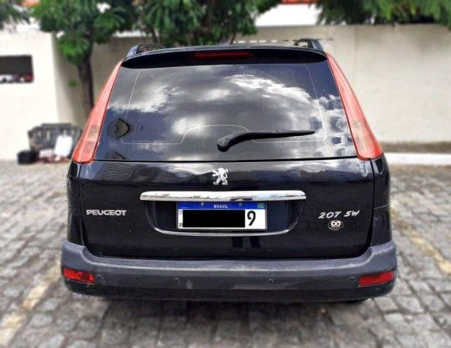 Peugeot 207 1.4 SW Não aceito trocas - Foto 12