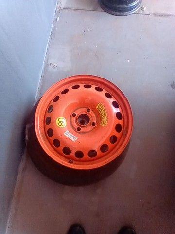 Roda step original Ônix/Prisma