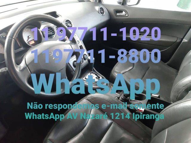408 2012/2012 2.0 ALLURE 16V FLEX 4P AUTOMÁTICO - Foto 2