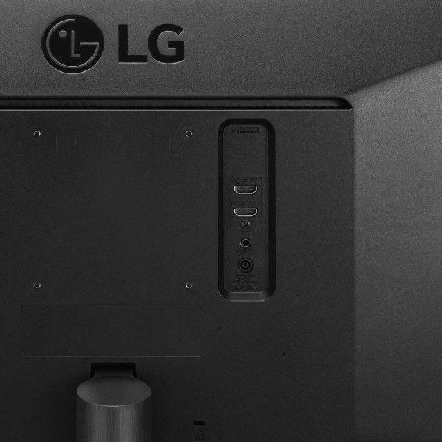 Monitor 29 Lg Ultrawide Ips 2560x1080 Hdmi novo lacrado e garantia de fabrica - Foto 4