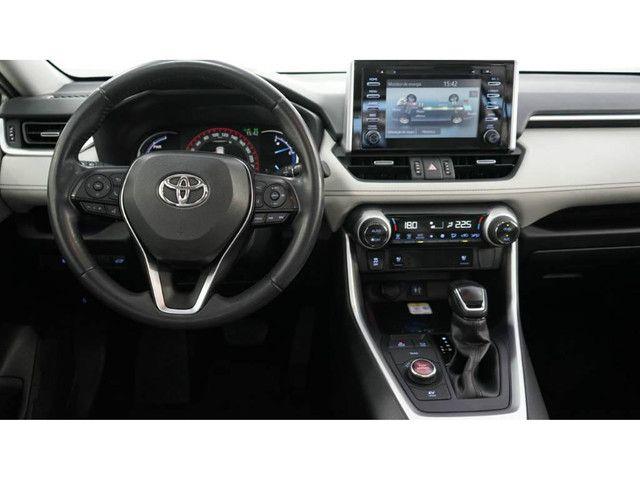 Toyota RAV Hybrid 2.5 SX 4x4 - Foto 9