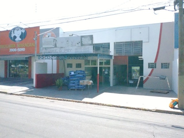 Vendo barracão no Jd. Maracanã