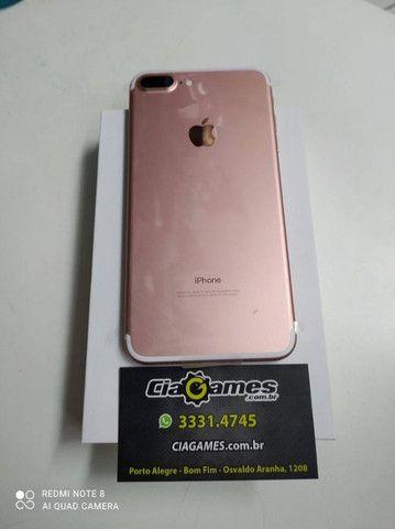 Telefone Celular Smartphone iPhone 7 Plus - Impecável De Vitrine - Foto 2