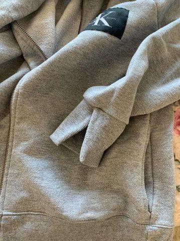 Casaco de moleton Calvin Klein - Foto 3