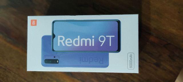Xiaomi Redmi 9T - Novo lacrado