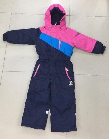 Macacão para frio Kamik Infantil - 2 unidades  - Foto 3