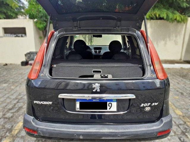Peugeot 207 1.4 SW Não aceito trocas - Foto 8