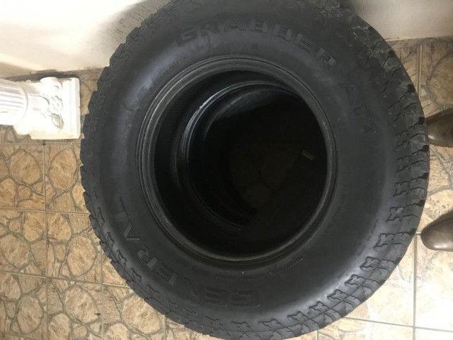 Pneu 265/70R16 AT ( leia o anuncio) apenas 1 pneu  - Foto 4