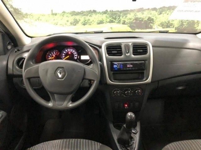 Renault Logan Authentique 1.0 - Foto 9