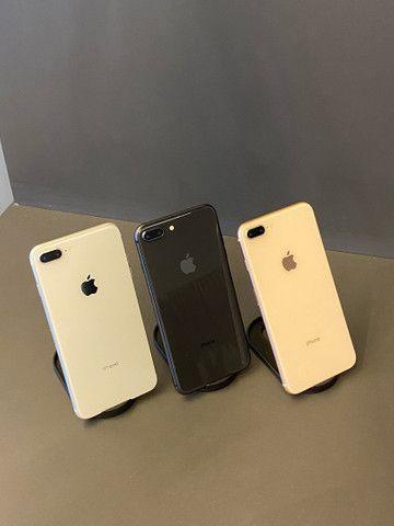 iPhone, 8, Plus, 64gb (SEMI-NOVO) LOJA FÍSICA  - Foto 4