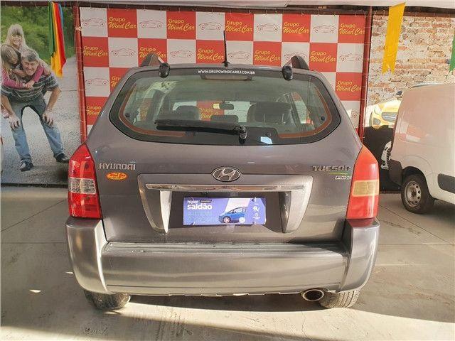 Hyundai Tucson 2015 2.0 mpfi gls 16v 143cv 2wd flex 4p automático - Foto 4