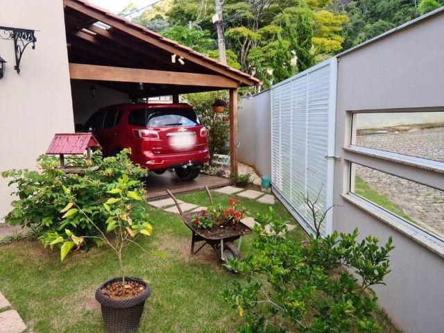 Vendo Belíssima casa em Santa Teresa no bairro Jardim da Montanha - Foto 3