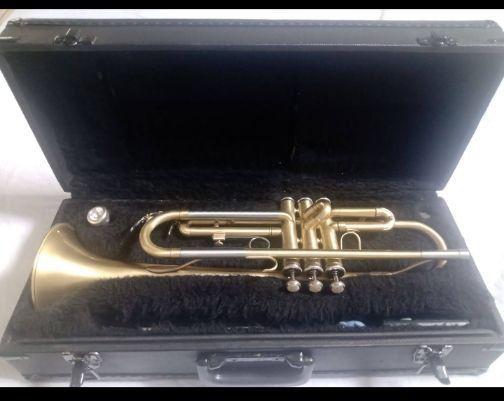 Trompete Yamaha semi novo - Foto 5