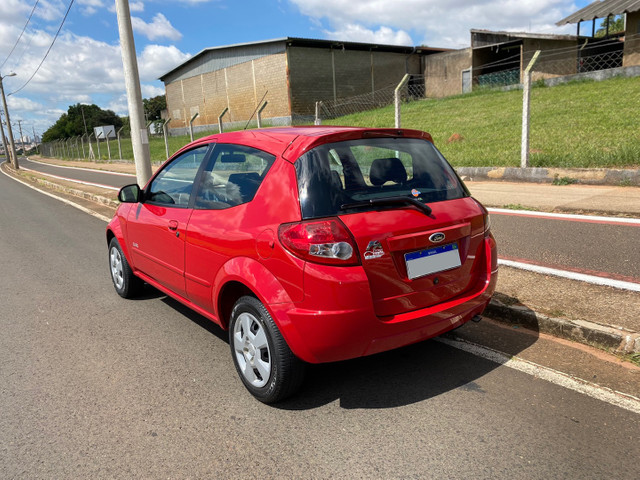 Ford Ka 1.0 Class 2011 Completo Com 14Mkm Pra Coleção  - Foto 3