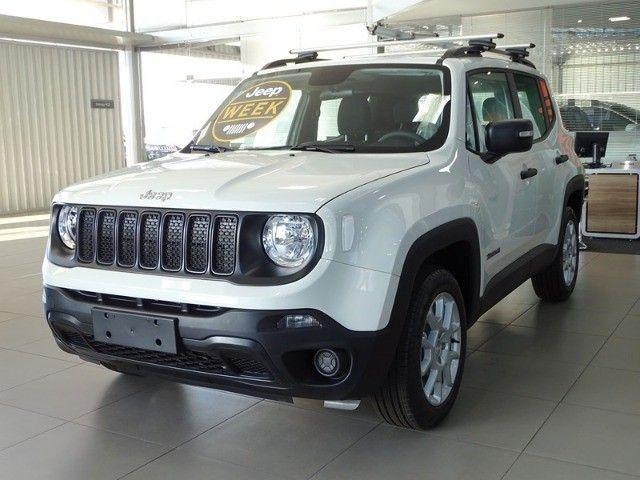 Jeep Renegade Sport 1.8 Automático Flex 0Km