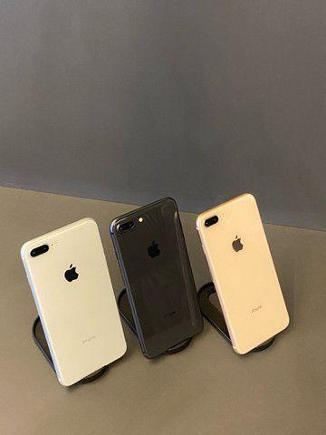 iPhone, 8, Plus, 64gb (SEMI-NOVO) LOJA FÍSICA  - Foto 3