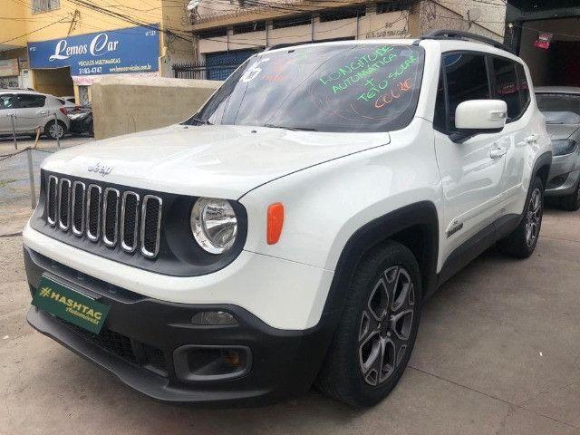 Jeep Renegade Longitude - 2016 - 1.8 Auto - Branco - Foto 3