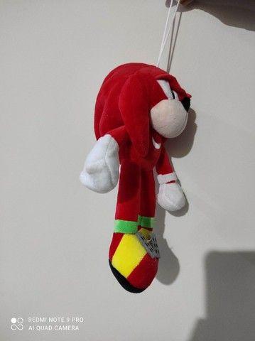 Turma do Sonic - KNUCKLES - Foto 4