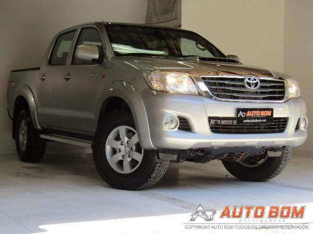 Toyota Hilux CD 3.0 Turbo 4X4 STD