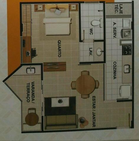 Apartamento Smart Residence (em frente a praia Orla de Aracaju)