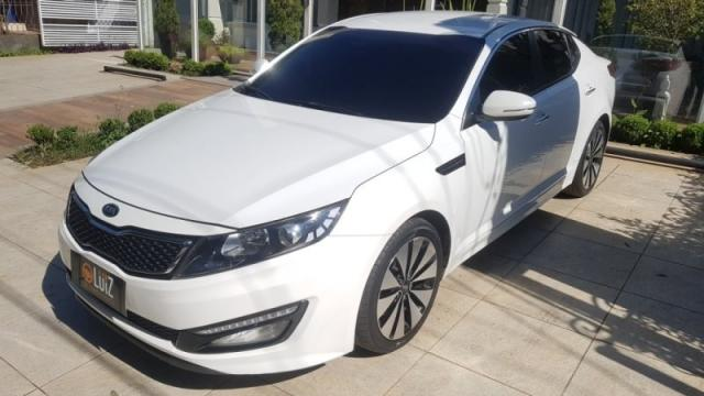 KIA OPTIMA 2012/2013 2.4 EX 16V GASOLINA 4P AUTOMÁTICO