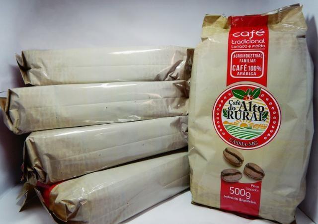 Café 100% arábica 500 g Sul de Minas Gerais