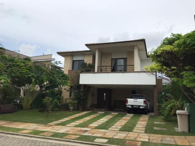 CA0047 - Linda Casa Duplex no Alphaville Eusébio