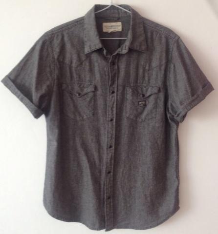a88fc2b5f5 Camisa manga curta polo ralph lauren jeans co. G - Roupas e calçados ...