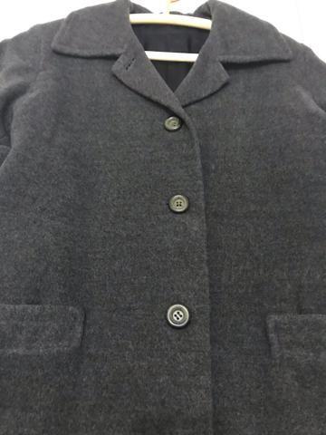 8720b3d55 Casaco lã feminino alongado - Roupas e calçados - Centro ...