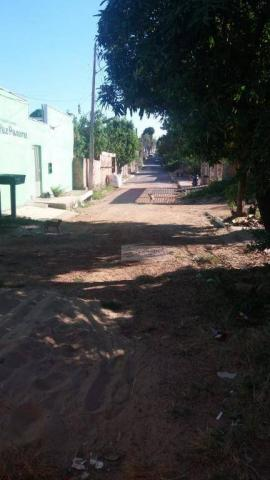 Terreno à venda por r$ 350.000,00 - carumbé - cuiabá/mt