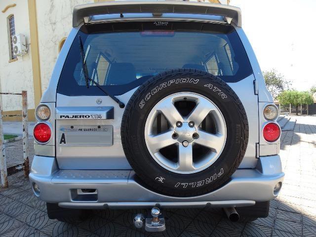 Mitsubishi Pajero TR4 2.0FLEX_AUT._4WD_ExtrANovA_LacradAOriginal_RevisadA_Placa A_ - Foto 3