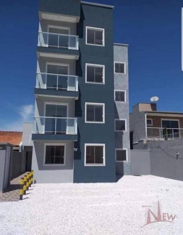 Belíssimo apartamento com 02 quartos no Cruzeiro, São José dos Pinhais - Foto 2