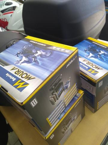 Bateria Moura bmw f800 comet gt ma12-e com entrega em todo Rio! - Foto 3