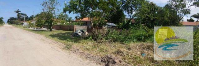 Terreno à venda, 348 m² por R$ 100.000 Praia Das Conchas - Itapoá/SC - Foto 2