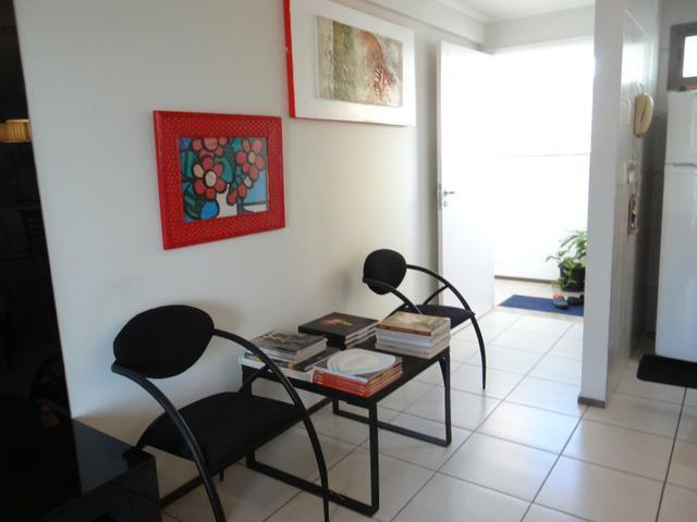 Apartamento disponivel por Temporada na Praia de Iracema Fortaleza Ce. Vista 100% mar - Foto 19