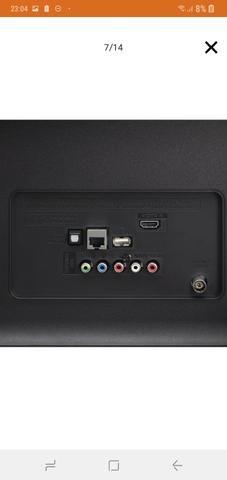 Smart TV LG 4K, 3 HDMI, 2 USB, COMANDO DE VOZ - Foto 5