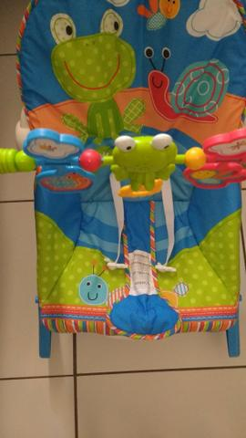 Cadeira de Balanço Fischer Price - Foto 2
