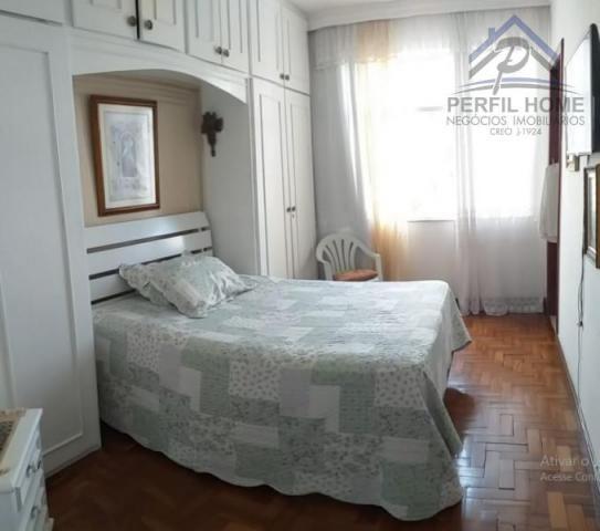 Apartamento para temporada em salvador, campo grande, 3 dormitórios, 1 suíte, 3 banheiros, - Foto 5