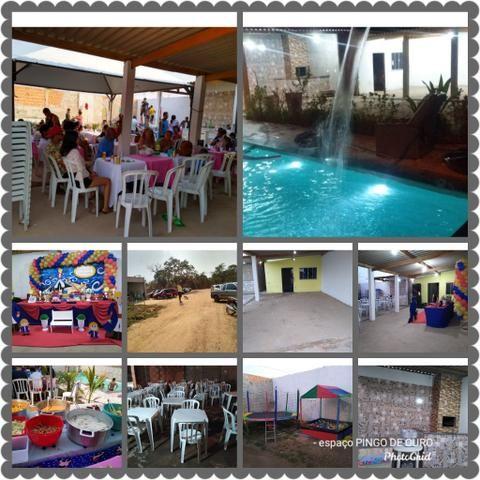 Espaço de festa e eventos aniversário Pingo de ouro - Foto 7