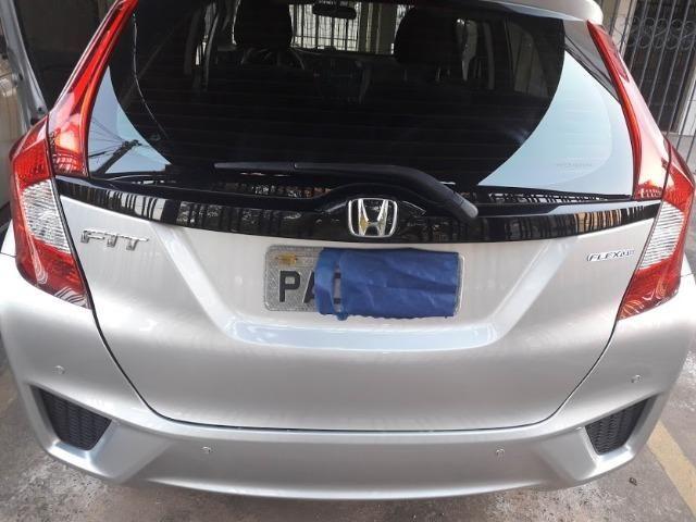Honda Fit LX 2015 Automático - Foto 6