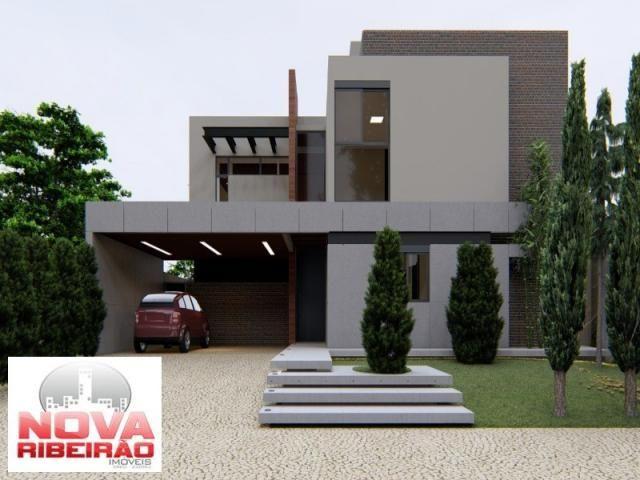 Casa de condomínio à venda com 4 dormitórios cod:CA2348 - Foto 2