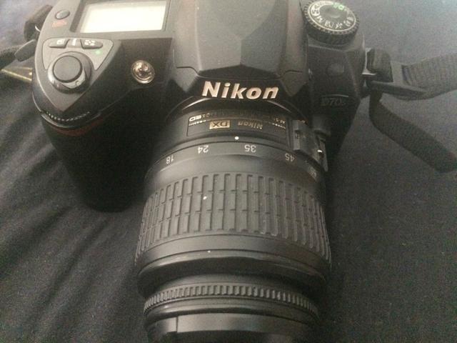 Nikon d70s - Foto 2