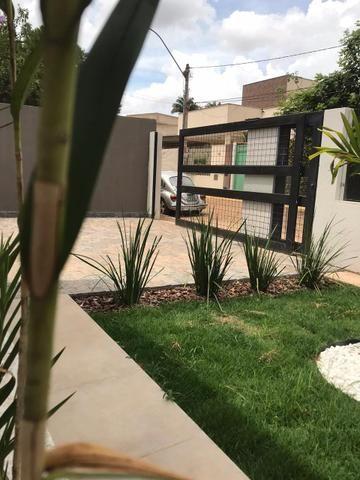Belíssima casa ótima localização em Vicente Pires, estuda troca! - Foto 7