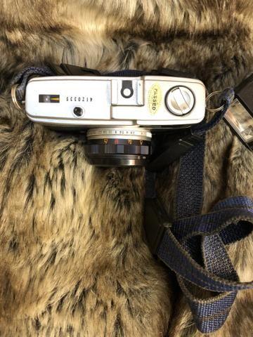 Câmera antiga olympus trip 35 - Foto 4