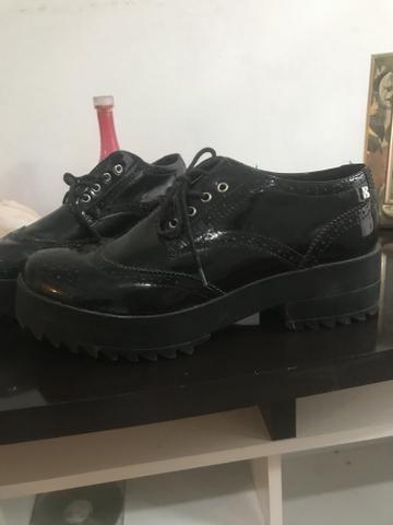 Sapato gotico
