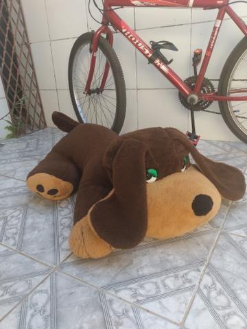 Pelúcia de cachorro (GRANDE)