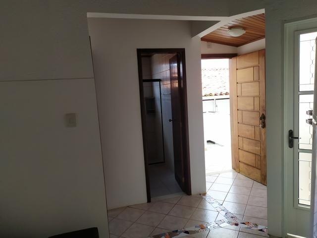 Apartamento 1/4 semi-mobiliado em local tranquilo no Saboeiro - Foto 19